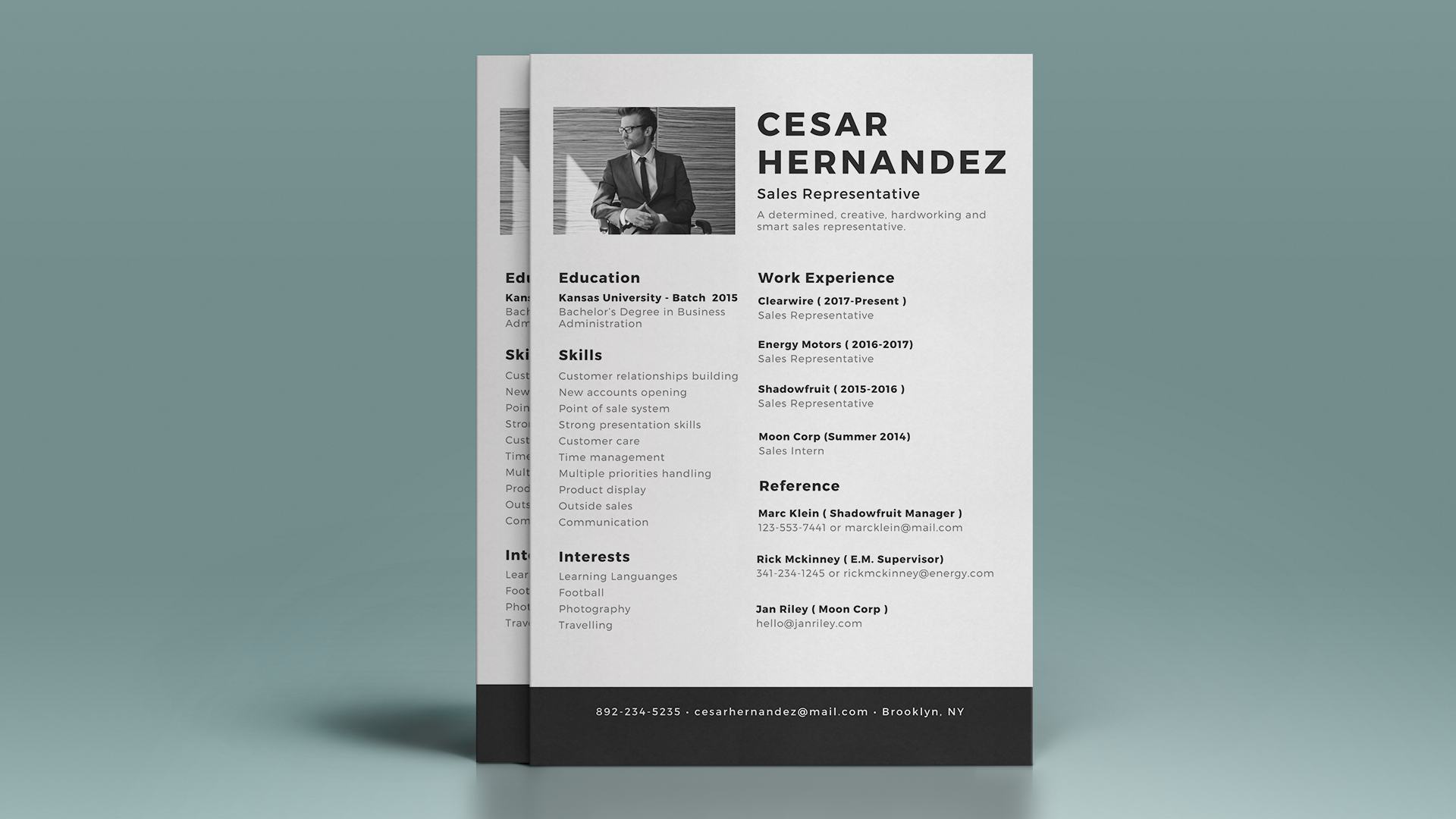 50 inspiring resume designs  and what you can learn from them  u2013 learn