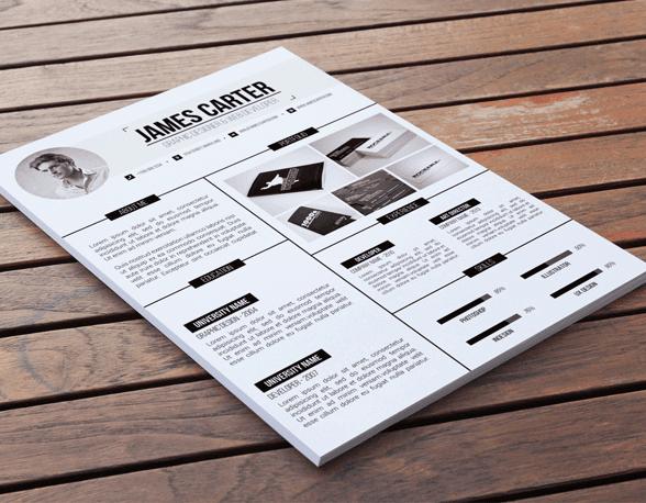 design your resume