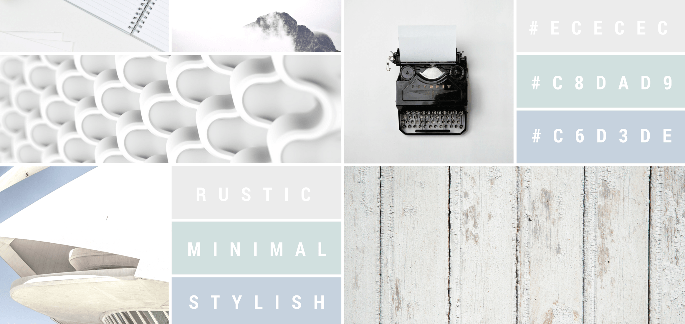 Create a Beautiful Moodboard for Your Inspiration