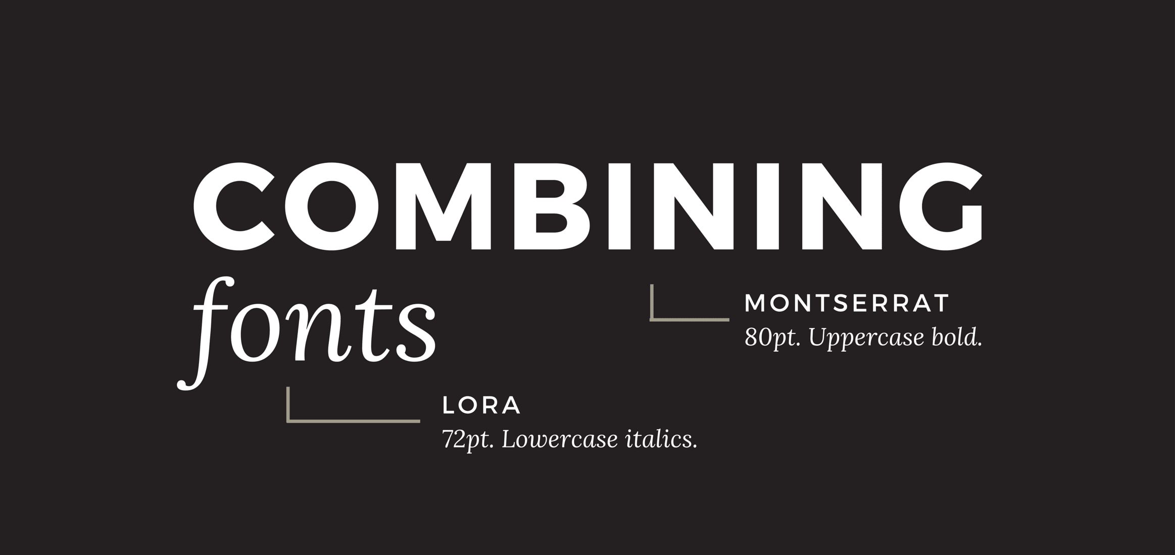 Best Free San Serif Fonts For Fashion