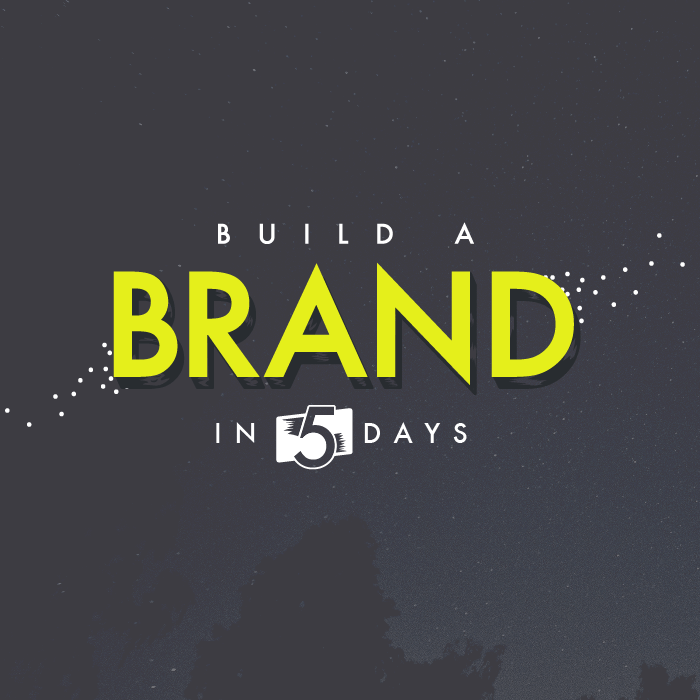 How To Build a Brand in 5 Days Thumb