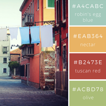 100 Awesome Color Combinations