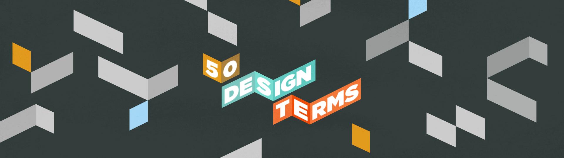 50DesignTerms