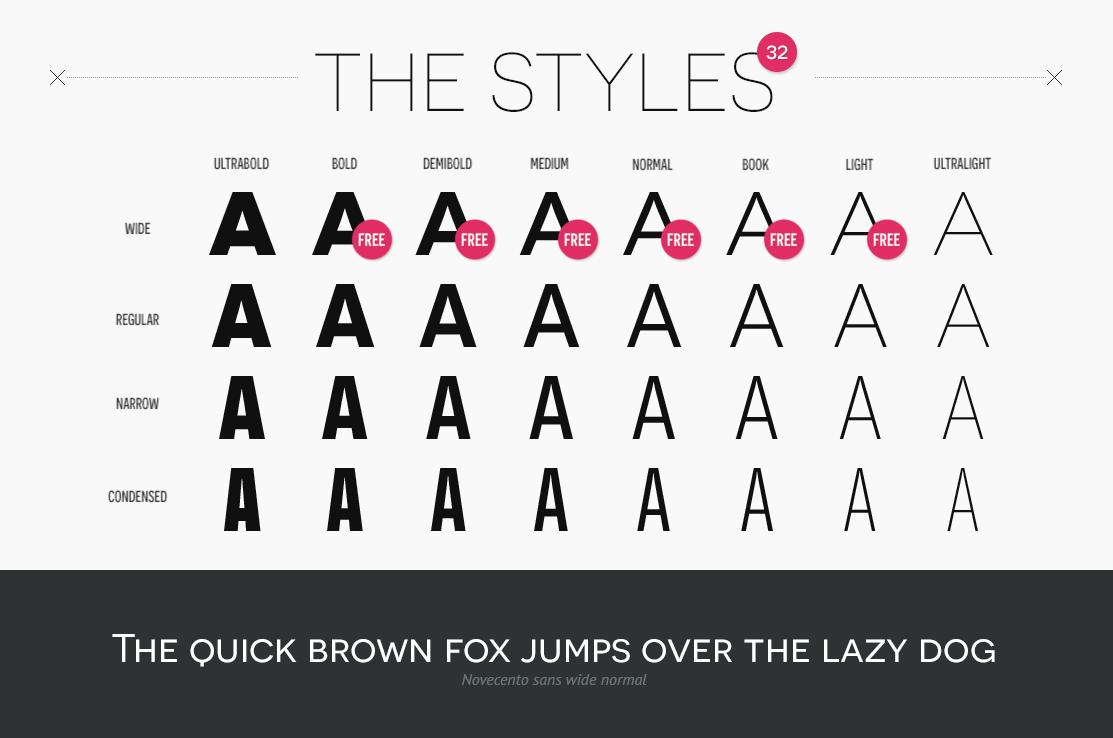free fonts designs