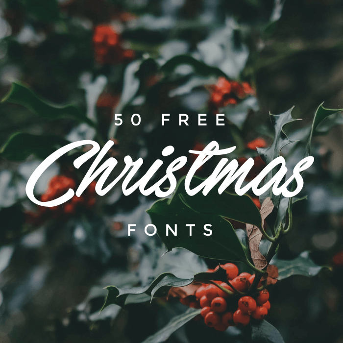 60-Free-Christmas-Fonts-To-Give-Your-Designs-A-Holiday-Twist_Thumb