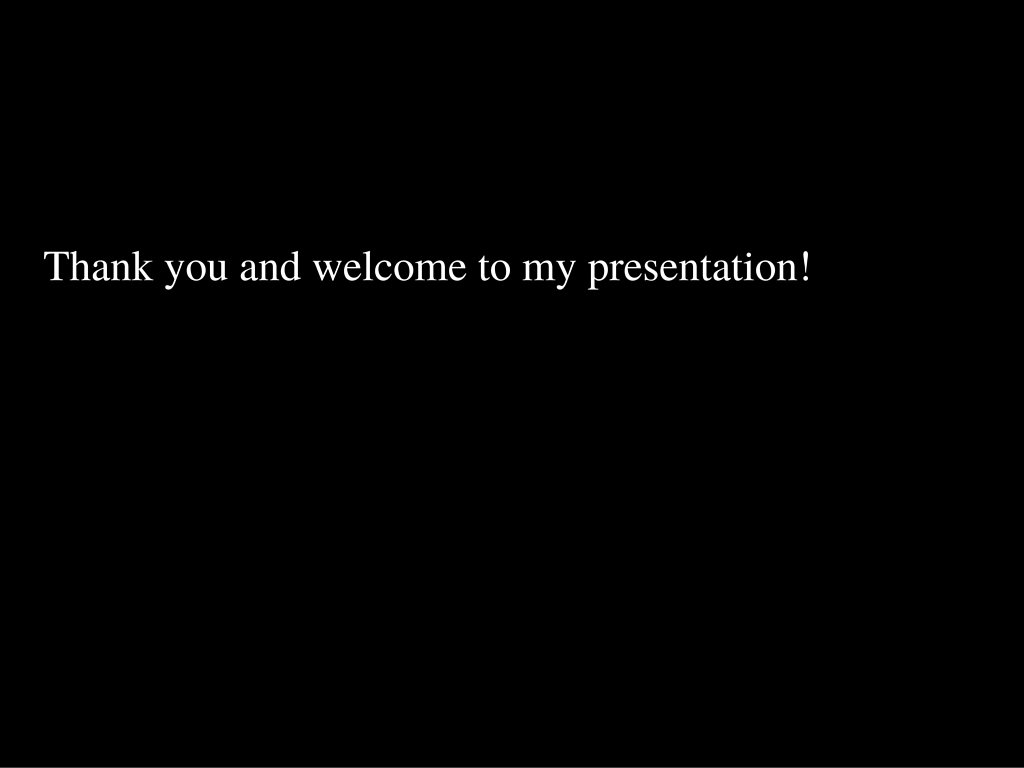 Presentation design 101 welcome to my presentation 1 toneelgroepblik Gallery