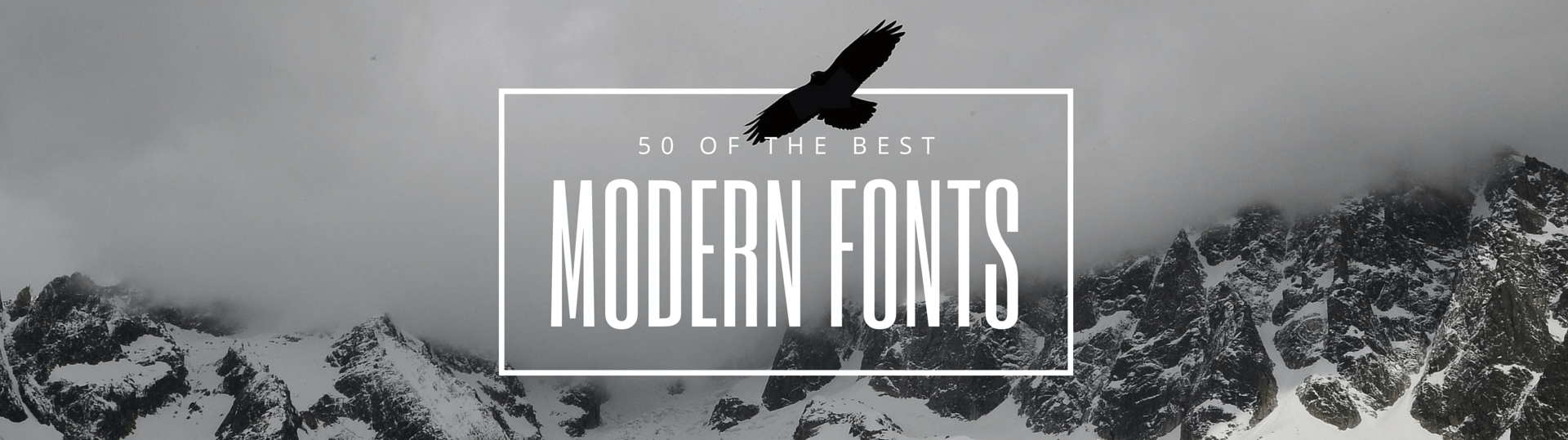 50 modern fonts to give your designs a contemporary feeling  u2013 learn