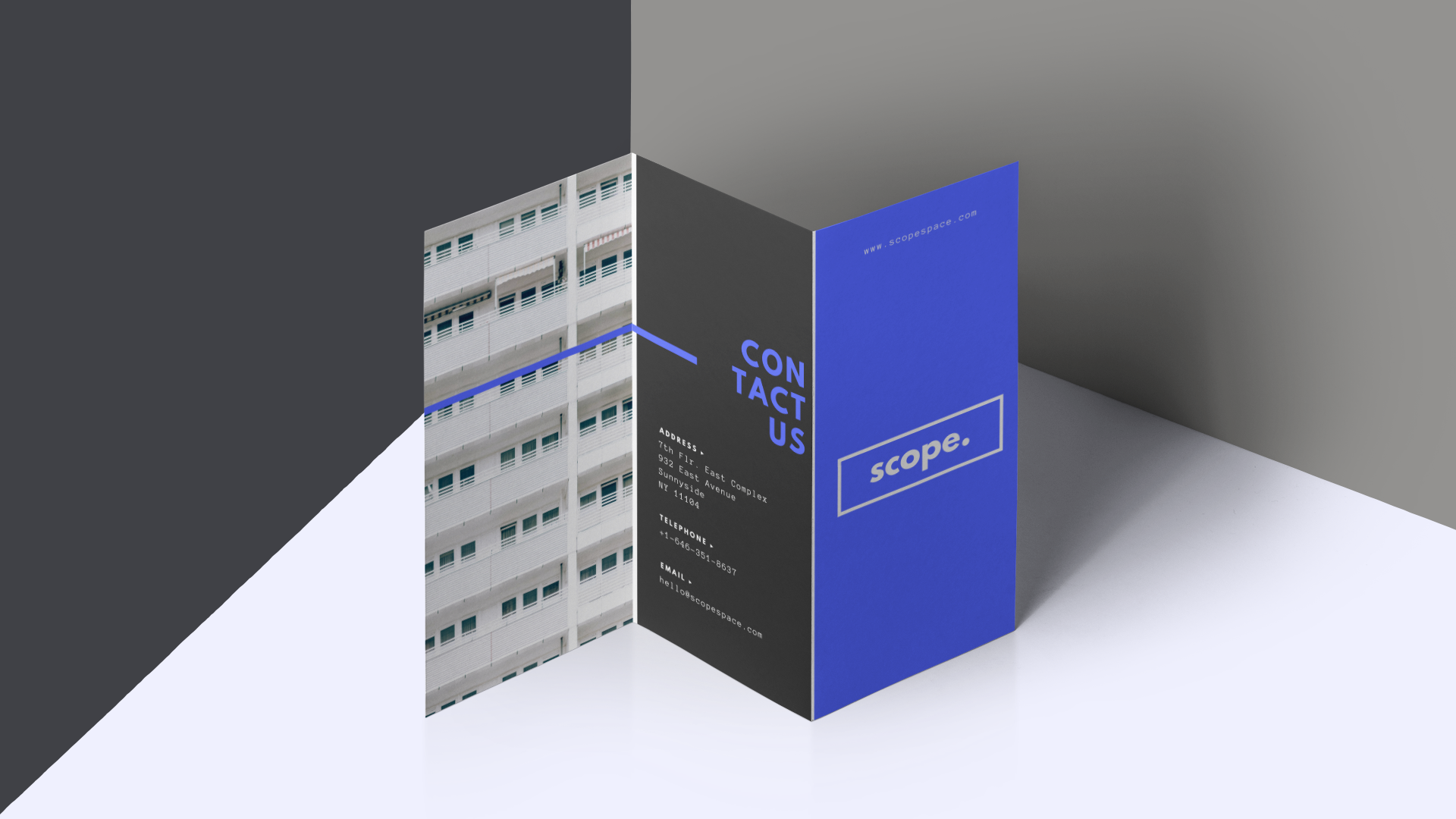 design trifold brochures that get your business noticed free templates learn