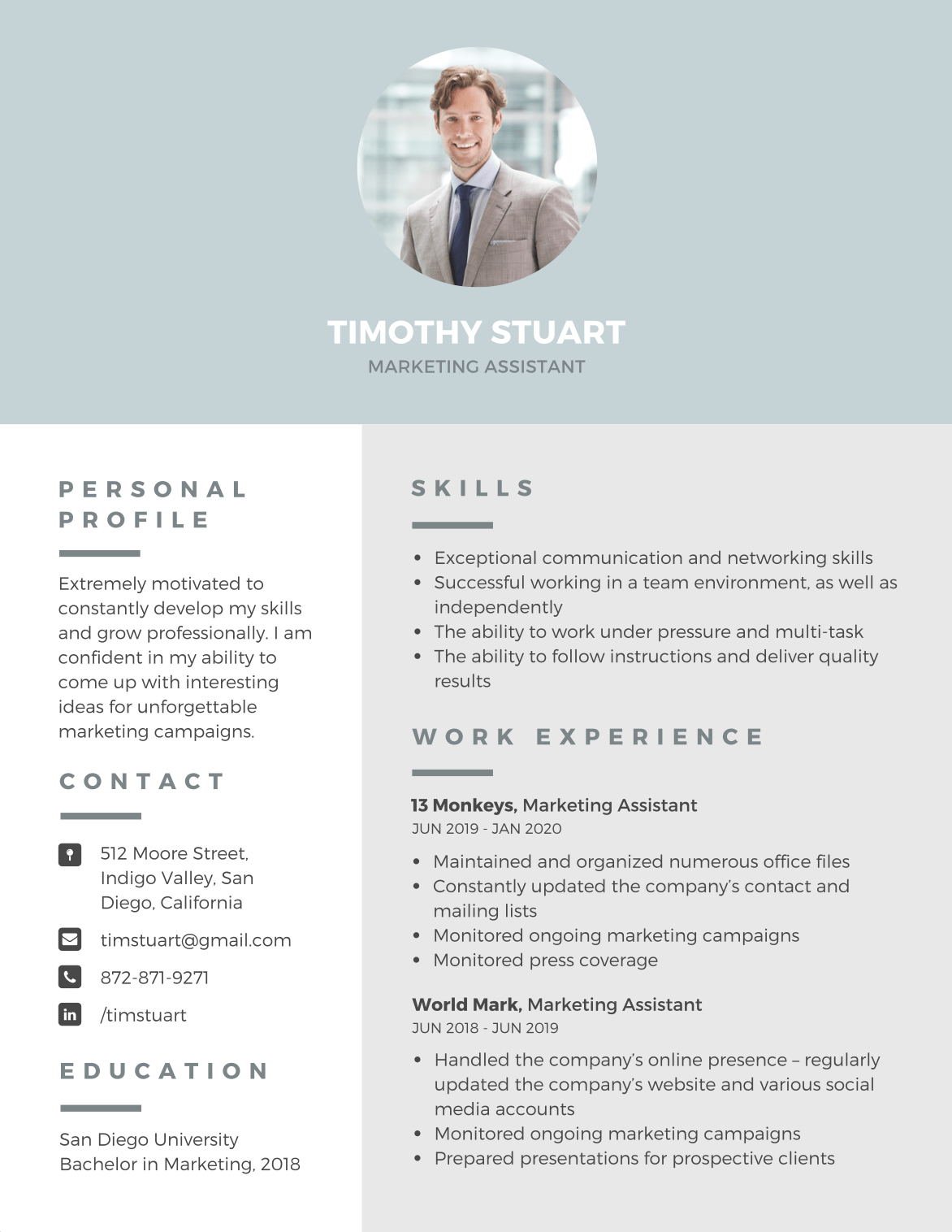 emphasize career highlights on your resume by using color strategically  free templates   u2013 learn