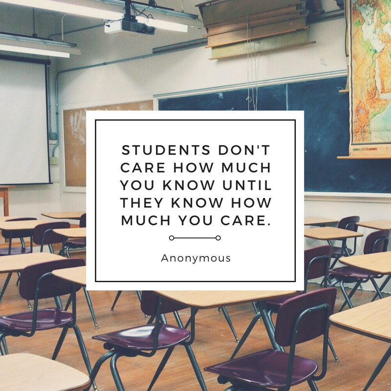 Classroom Design Quotes : Inspiring quotes for teachers learn