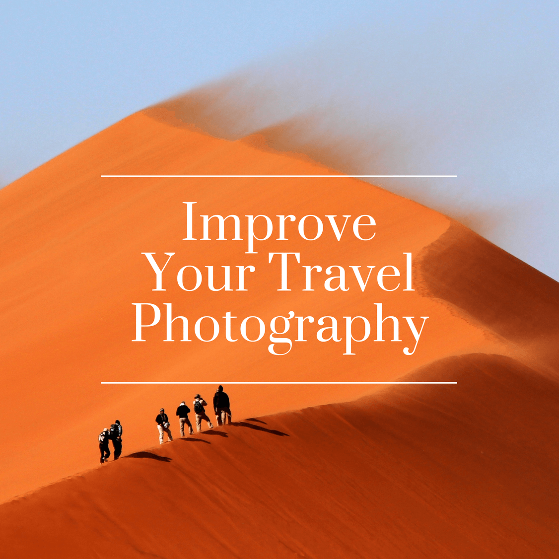 Travel Photography Canva