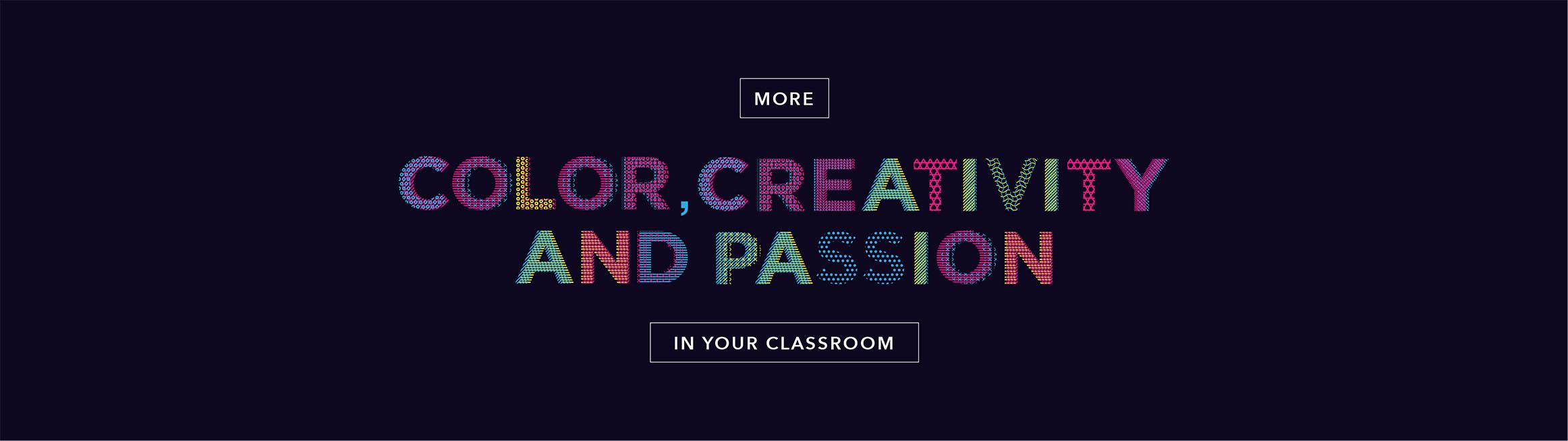 Creative Classroom Banner